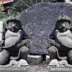 Patung gupala karya pematung blangkunan, muntilan