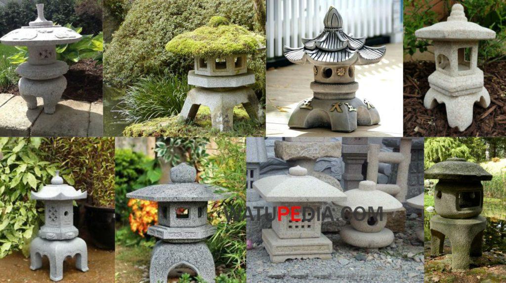 Lampu Taman Batu Archives Watupedia Stone Art